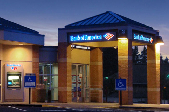 bank of america hours of operation california