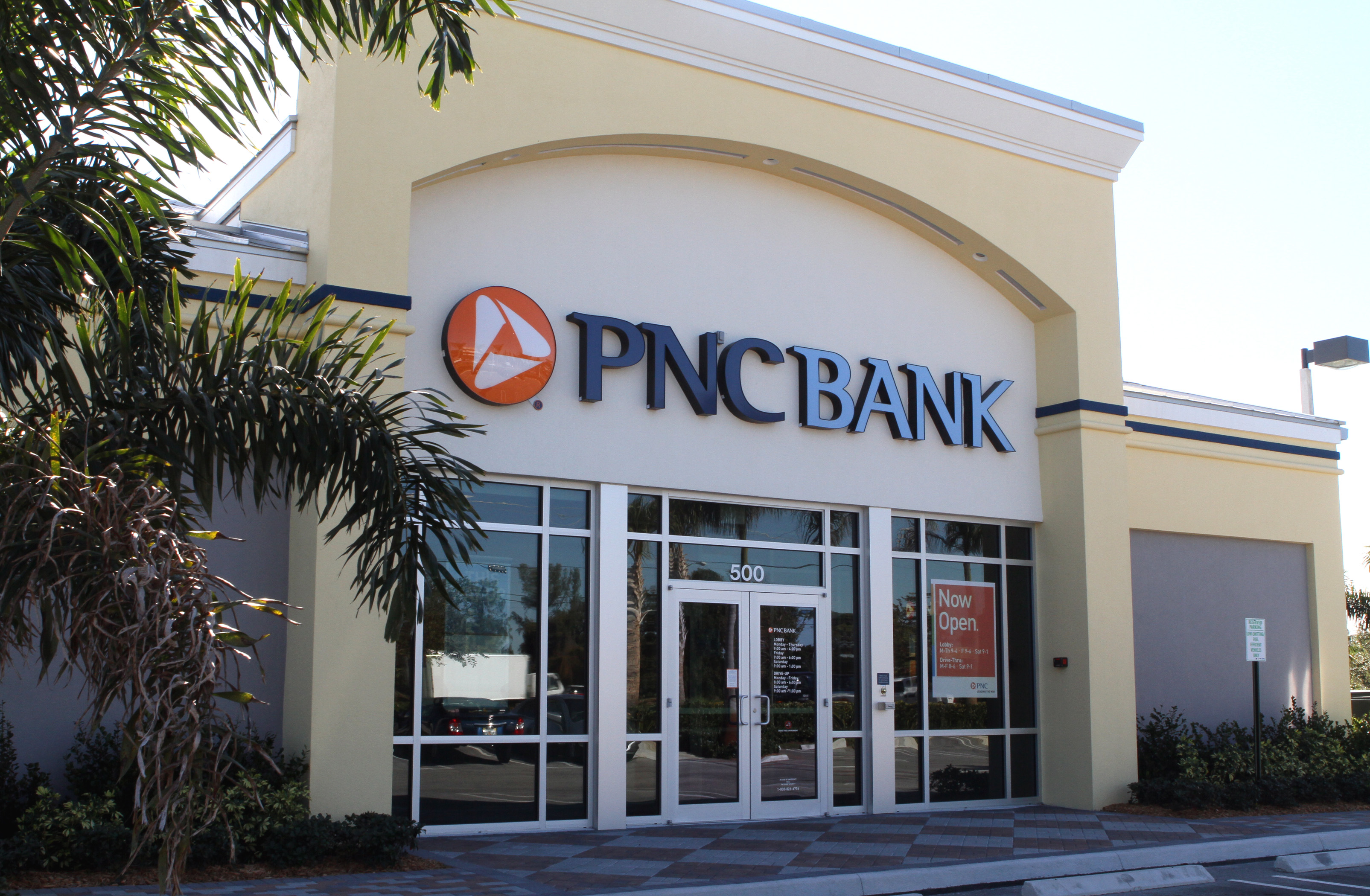 PNC Hours | All Business Hours